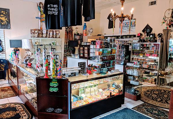 Homepage - Wyzos Smoke Shop